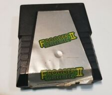 Frogger II: Threeedeep Game Cartridge Only (Atari 2600, 1984) Free Shipping