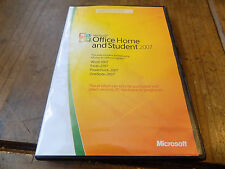 Microsoft Office 2007 Home & Student tested on win 10