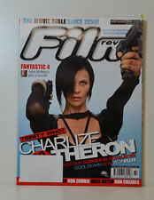 FILM REVIEW 660 -  CHARLIZE THERON JAMIE BELL LINDSAY LOHAN  (FR 176)