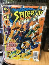 Spider- Boy Team Up #1. DC/ Marvel Amalgam. VF/NM