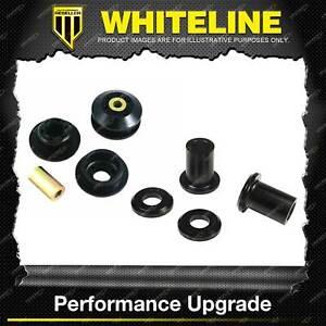 Whiteline Front Control Arm Lower Inner Bush Kit for Toyota Avalon MCX10R
