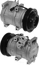 A/C Compressor Omega Environmental 20-11320-AM