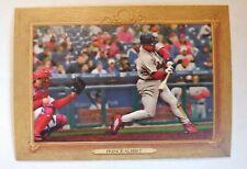 ALBERT PUJOLS 2007 Topps Turkey Red Baseball #48 Checklist Cardinals