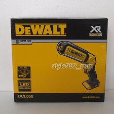 Original DEWALT DCL050 18V MAX LED HAND HELD AREA LIGHT - Only Body