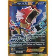 Pokemon XY Breakpoint Gyarados-EX - 123/122 - Secret Rare