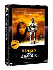 Hearts and Armour (1983) I paladini Storia d'armi e d'amori, English Limited DVD
