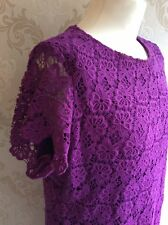 new marks and spencer Woman Purple Size 20 Dress, Body Con, Skater, Party Wear