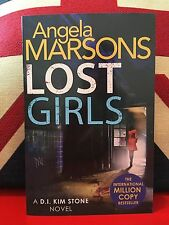 Lost Girls by Angela Marsons. (Paperback 2017) D I Kim Stone Book 3. New Book