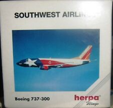 BOEING 737-300 SOUTHWEST AIRLINES scala 1/500 HERPA (500548)