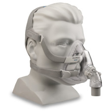 New ResMed AirFit F20 AirTouch Full Face CPAP Mask with Headgear - Size Small