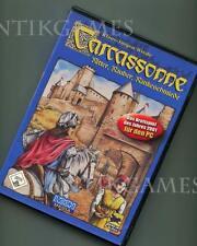 Carcassonne PC alemán XP * en dvdbox * juego de mesa aplicación