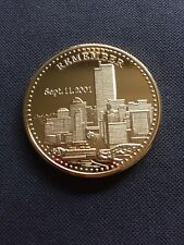 REMEMBER Sept.11.2001 challenge coin X37