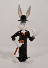 "1999 Bugs Bunny Suit Hat & Cane 5"" Circle K PVC Action Figure Looney Tunes Toons"