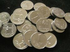 Israel New Agora 1981  CH BU lot of 25 BU coins