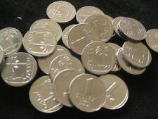 Israel New Agora 1981  CH BU lot of 25 BU coins