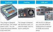 Vista Power D680 Pro DC Charger Dual 80W