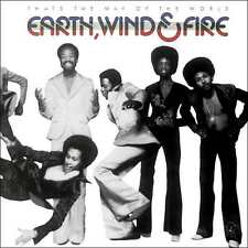 EARTH WIND & FIRE : THAT'S THE WAY OF THE WORLD (CD) sealed