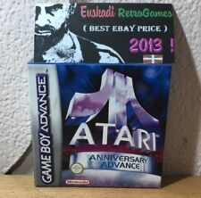 Atari Anniversary Advance / GameBoy Advance / Completo - PAL ESP.