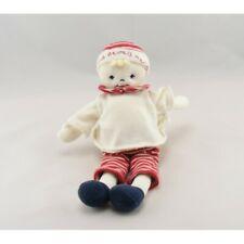 Doudou poupée comme de vrais marins BERLINGOT - Poupée - Lutin Classique