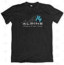 T-Shirt Alpine F1 Racing #14 Fernando Alonso Edition Motorsport Tee Adult Sz
