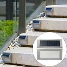 Wall Lamp Solar Stair Led Light Outdoor Waterproof Courtyard Pathway Landscape