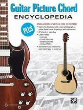Guitar Picture Chord Encyclopedia : Includes over 3,100 Chords by Link...