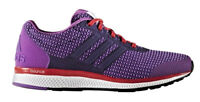 Scarpe Donna Viola Adidas Sneakers Woman Violet Lightster Bounce W