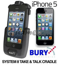 THB Bury System 8 Take & Talk iPhone 5 / 5s Dedicated Cradle