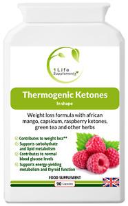 Thermogenic Ketones