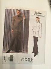 Vogue Sewing Pattern 2589 size 14 16 18 Trouser Jacket Skirt Montana