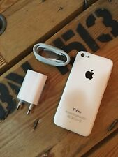 iPhone 5c 16go Blanc Original, Débloqué et En Super État .