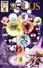 SOLUS 1 2 3 4 George Perez Barbara Kesel Crossgen 2003 Science Fiction Fantasy