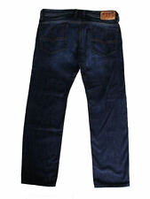 Short Distressed Low Rise Jeans for Men