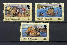25143). PITCAIRN 1978 MNH** Nuovi** Bounty Day - Ships Navi