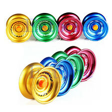Professional Magic YOYO Ball Aluminum Yo-Yo Bearing String Trick Kids Adult Toys