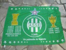 Objets de collection sur l'équipe de football de Saint-Étienne