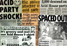 A History Of Classic Acid House Rave Music  2 Cd's