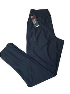 Under Armour UA Men's Sportstyle Pique Pants Trousers Training Bottoms Slim, M