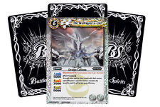 BATTLE SPIRITS: 10 CARTE RARE SERIE 2 - LOTTO LE-CIEL + 2 PROMO IN OMAGGIO