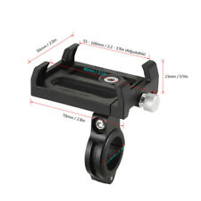 GUB Rotatable MTB Bike Universal Phone Holder Handlebar Motorcycle Holder Black