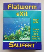 SALIFERT Flatworm eXit - expiry 10/23 Treats up to 1200l, 300gal- 1st Class Post