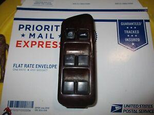 INFINITI I30 LEFT DRIVER SIDE FRONT DOOR MASTER POWER WINDOW CONTROL DOOR SWITCH