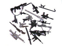 New 36pcs Accessories Guns Weapons For GI JOE Cobra G.I. JOE Action Figure TOYS