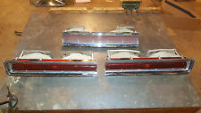 1969 chrysler new yorker tail lights FREE U.S. SHIPPING