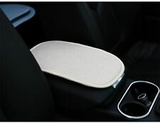 Car Interior Armrest Pad Protection Cushion Seat Storage Box Beige Covers Beige