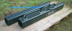 KIS Ski Tube Sportube S4, Fishing Rod /Ski Carrier,Ski Case [Ski Bag]-Moss Green