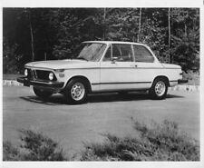 1976 BMW 2002 Sports Sedan Press Photo and Release 0003