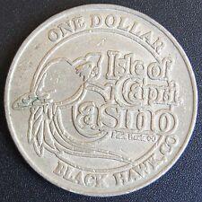 Isle of Capri Casino Coin Token $1 for slot machine (37mm)