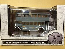 Sale!!! EFE 99207 Leyland TD1 Double Deck Bus - Plymouth City Transport