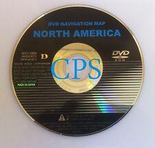 OEM 2001 2002 2003 Toyota Camry Land Cruiser Prius Navigation DVD Map U.S Canada